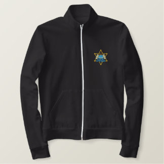 Court Officer Embroidered Jackets