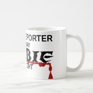 Court Reporter Zombie Coffee Mug