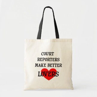 Court Reporters Make Better Lovers
