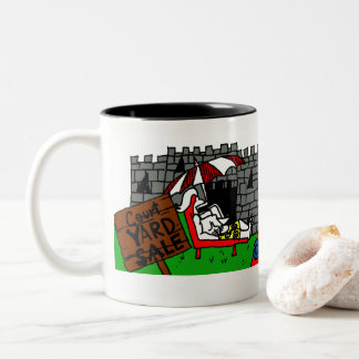 Court Yard Sale Coffee Mug