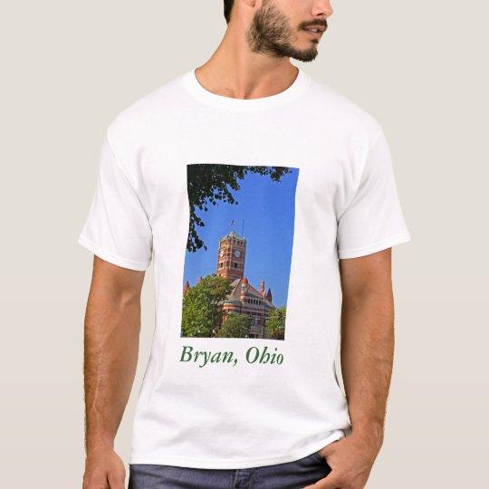 Courthouse Bryan, Ohio T-Shirt