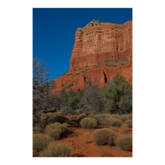 Courthouse Butte 2024 Poster