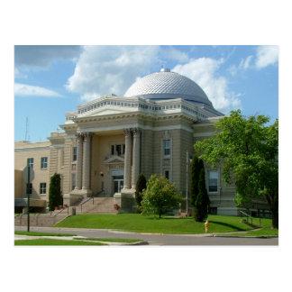 Courthouse Postcard