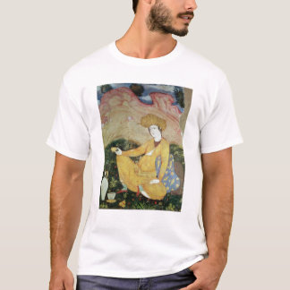 Courtier from the Court of Shah Abbas I T-Shirt
