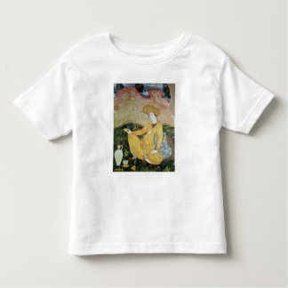Courtier from the Court of Shah Abbas I Toddler T-shirt