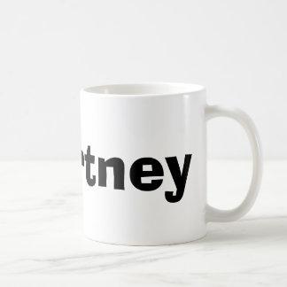 Courtney Coffee Mug