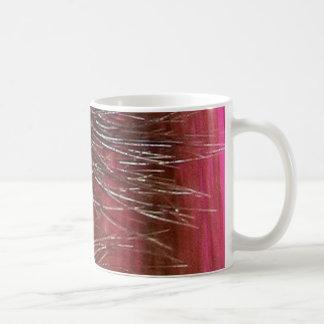 courtney eyeball framed classic white coffee mug