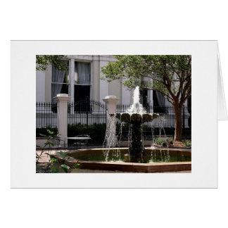 courtyard card