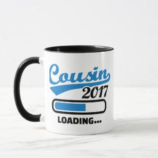 Cousin 2017 mug