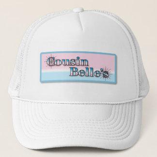Cousin Belle's Logo Hats