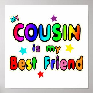 Cousin Best Friend Poster