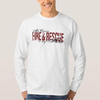 Cousin Hero - Fire & Rescue T-Shirt