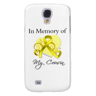 Cousin - In Memory of Military Tribute Samsung Galaxy S4 Cover