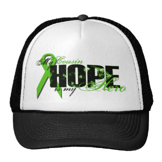 Cousin My Hero - Lymphoma Hope Trucker Hat