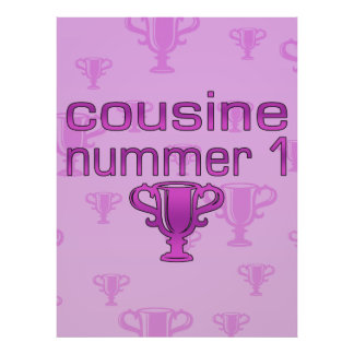 Cousine Nummer 1 Posters