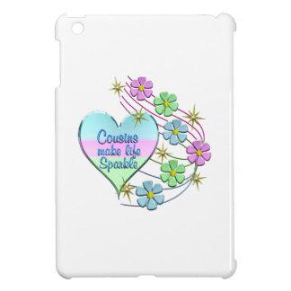 Cousins Make Life Sparkle iPad Mini Cover