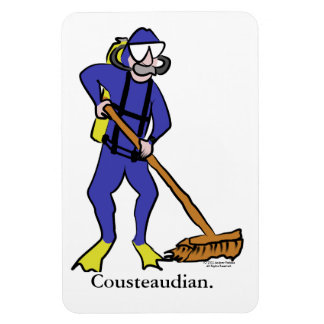 Cousteaudian Magnet