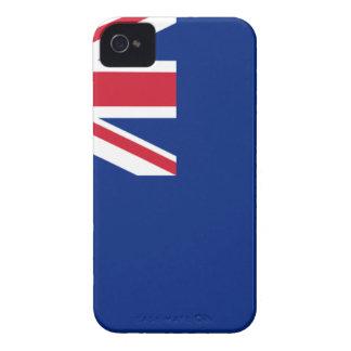 Coût bas ! Drapeau des Îles Falkland Coques Case-Mate iPhone 4