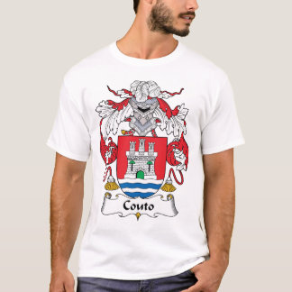 Couto Family Crest T-Shirt