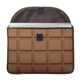 """Coutume 15"""" """"de barre de chocolat"""" douille de MacB Poche Pour Macbook Pro"""