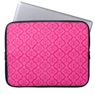 Couture inspired hot pink 15 inch laptop case laptop sleeves