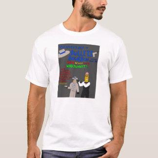 Couverture de la question de Bourbon de balles T-shirt
