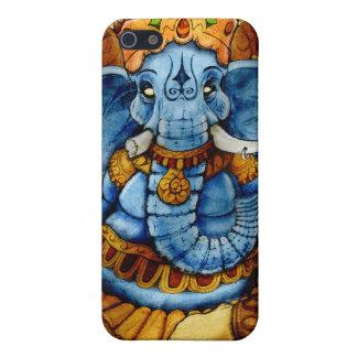 Couverture de Skidone de l'iPhone 4 de Ganesh Coque iPhone 5