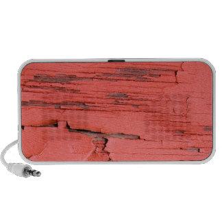 Couverture de téléphone portable de regard de pein mini haut-parleurs