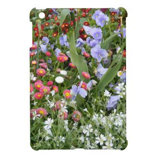 Couverture d'IPad de jardin anglais de pays mini Coque Pour iPad Mini