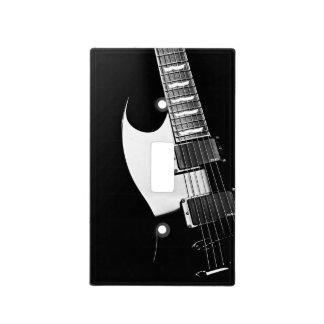 Couverture noire et blanche de Lightswitch de Plaque Interrupteur De Lumière