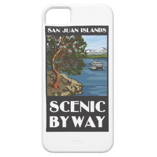 Couverture pittoresque d'Iphone de chemin détourné Coques Case-Mate iPhone 5