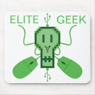 Couverture pour souris Logo Élite Geek - M1 Tapis De Souris