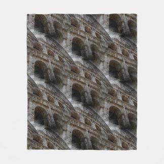Couverture romaine d'ouatine de Colisé
