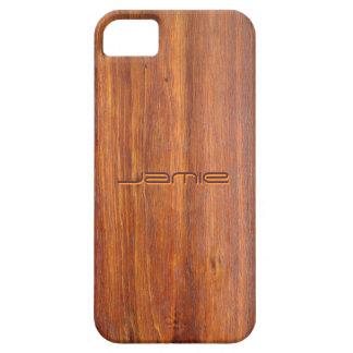 Couvertures iPhone5 customisées par bois Coque iPhone 5 Case-Mate