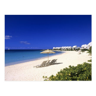 Cove Castles Villas, Shoal Bay West, Anguilla Postcard