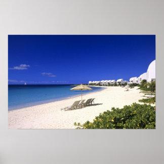 Cove Castles Villas, Shoal Bay West, Anguilla Poster