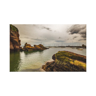 """Cove on the Irish Coast"" wall art"