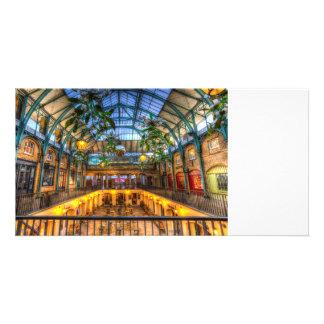 Covent Garden London Card