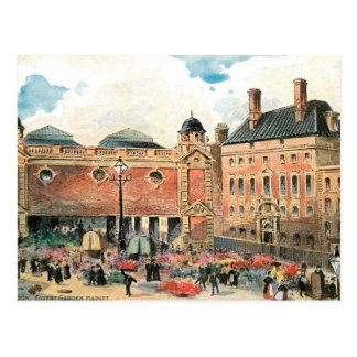 Covent Garden Market Postcard