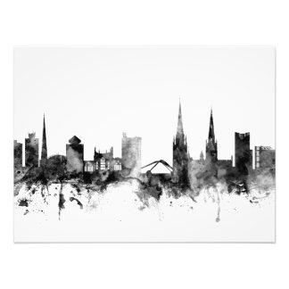 Coventry England Skyline Photo Print