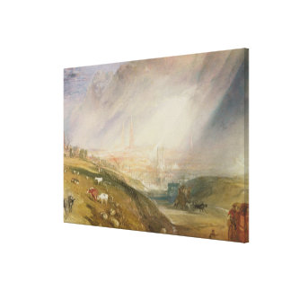 Coventry, Warwickshire Canvas Print