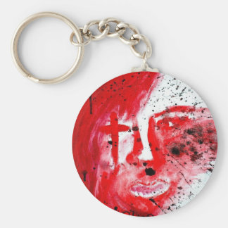 Cover #4 keychain