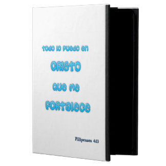 Cover All I can it in CHRIST iPad Air Covers