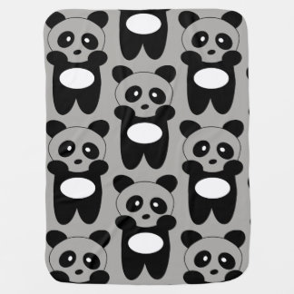 Cover baby Panda baby Baby Blanket