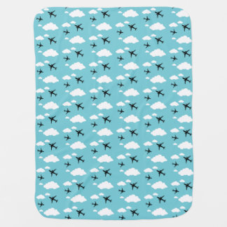 Cover baby Planes Baby Blanket