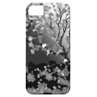 Cover Black and White Iphone