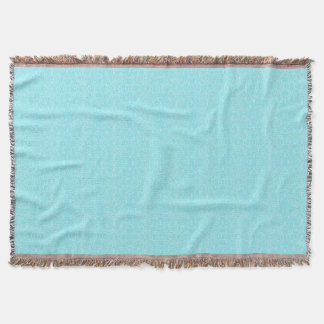 cover blue throw blanket