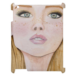 "Cover for iPad ""She"" Case For The iPad"