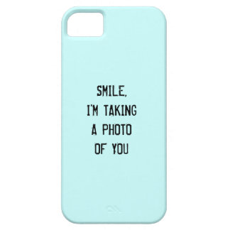 Cover for iPhone Smile iPhone 5 Cover