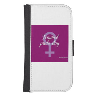 Cover for mobile galaxy s4 wallet case